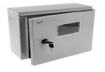Металичекий ящик влагозащищенный IP54, окрашенный порошковой краской IEK