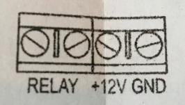 Схема подключения датчика «Астра-515»